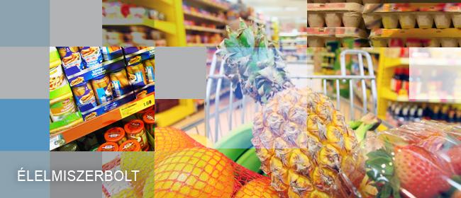 Megashop pc-s kasszarendszer: élelmiszerbolt